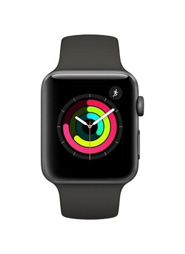 Watch Series 3 GPS 38 mm Uzay Grisi Alüminyum Kasa Gri Spor Kordon-Apple
